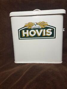Vintage Hovis Enamel Bread Bin