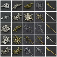 Vintage Viking Celtics Knots Hairpin Stick Women Hair Decor Charm Jewelry 1pc