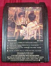 Linda Ronstadt Simple Dreams 1977 8-Track Tape Elektra/Asylum Records Vintage
