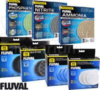Fluval FX Series Media Pads/Foam/Carbon/Phosphate/Nitrite/Ammonia FX4/FX5/FX6