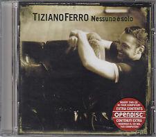 Tiziano Ferro - Nessuno e solo  (CD/NEU)