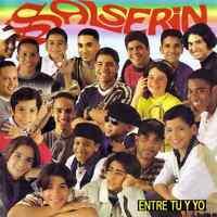 """MUSIC OF VENEZUELA - Salserin """"Entre Tu Y Yo""""  *NEW Sealed CD * 1997 (Servando)"""