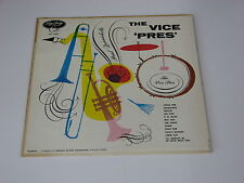 "Paul Quinichette ""The Vice 'Pres' "" LP EmArcy MG-36027"