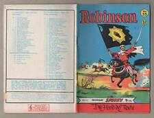 cgb ROBINSON Nr. 55 *Die Hand der Rache (Helmut Nickel)*Testpilot Speedy* Z2-3/3
