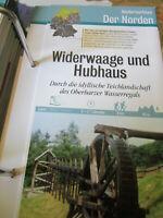 Wandertipp Norden Niedersachsen Harz Widerwaage Hubhaus Clausthal Zellerfeld