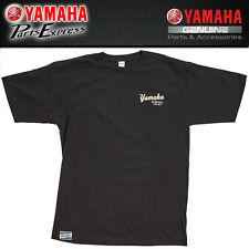 NEW GENUINE 2017 YAMAHA MEN'S OPEN ROADS DISTRESSED TEE BLACK CRP-17TOP-BK-3X
