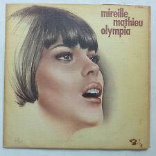 MIREILLE MATHIEU Olympia 80414 Pochette texturée avec rabat et languette