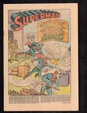 """Action Comics #205 (1955) ~ """"Sergent Superman"""" (0.5) WH"""
