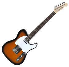 Rocktile Pro Tele E-Gitarre 2 Single Coil Tonabnehmer Linde Korpus 2,5m Kabel SB