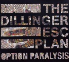 Dillinger Escape Plan - Digipack - Option Paralysis [CD]
