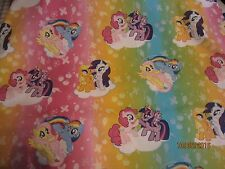 My Little Pony baby toddler sheets set