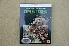 BLU-RAY SOYLENT GREEN PREMIUM EDITION   BRAND NEW SEALED
