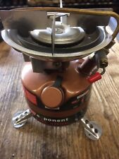 Coleman Duel fuel Feather 442 stove exponent used once superb condition
