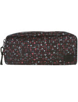 Animal Margo Pencil Case in Bordeaux Red