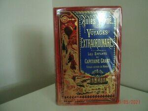 Jules Verne - Hetzel - Les enfants du capitaine Grant à la bannière bleue - 1893