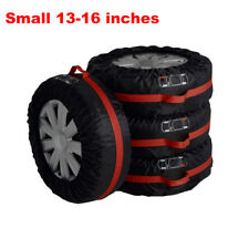 "4X 13-16"" Car Spare Tire Cover Vehicle Car Tyre Storage Bag Car Wheel Protector"