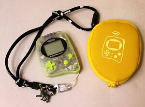 Nintendo Pokemon Mini Handheld Console - Green Tested Min-001