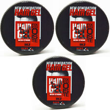 3 X Fix Egoiste New Generation Hair Wax - MEGA STRONG 150mL