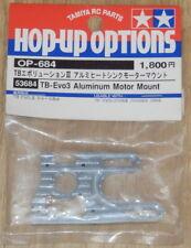 Tamiya TB Evo 3 / III Aluminium Motor Mount NEW 53684 49283 58299