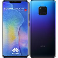 HUAWEI MATE 20 PRO GRADO A++ 128GB DUAL SIM TWILIGHT RIGENERATO RICONDIZIONATO