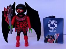 Playmobil  Mystery Series 16 Boys  Winged Spiderman   #70159  Mint Condition