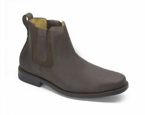 Anatomic Gel Natal Chelsea Slip On Boot with Brown Waxed Finish rrp £140