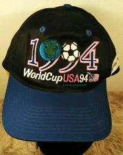 VTG World Cup USA 1994 Snapback Hat Cap Adjustable Soccer One Size Fits All