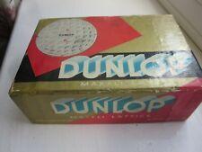 "VINTAGE GOLF BALL BOX ""DUNLOP LATTICE "" 6 BOX"