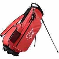 HONMA Golf Unisex Stand Caddy Bag RED LABEL 8.5 x 47 inch 2.6kg CB-1927 Red