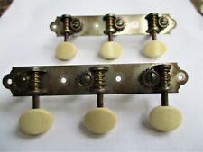 VINTAGE WAVERLY GIBSON, HARMONY, GUITAR TUNERS, 1950'S - 1960'S