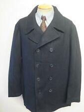 "Genuine Calvin Klein Naval Pea Coat Jacket / Coat Size XL 46-48"" R Euro 56-58 R"