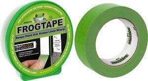 FrogTape Klebeband grün 24mm, 36mm x 41,1m   Malerband   Abklebeband   Kreppband