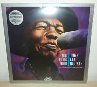 JOHN LEE HOOKER - BLACK NIGHT IS FALLING LIVE - BLACK FRIDAY 2019 - 2 LP
