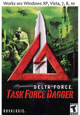 Delta Force: Task Force Dagger PC Game