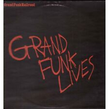 Grand Funk Railroad Lp Vinile Grand Funk Lives / Full Moon Nuovo