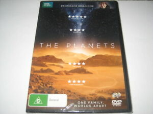 THE PLANETS DVD R4 NEW/SEALED