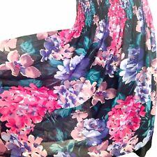 Vintage Windsmoor Floral Hydrangea Skirt & Petticoat UK Large 14
