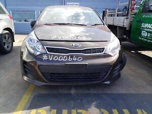 KIA RIO WRECKING PARTS 2014 ## V000640 ##