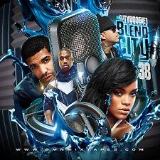 DJ TY BOOGIE - BLEND CITY 38 (MIX CD) R&B AND HIP-HOP REMIXES
