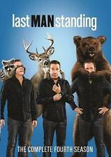 Last Man Standing: The Complete Fourth Season 4 (DVD, 2015) Like New!