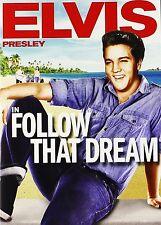 FOLLOW THAT DREAM (ELVIS PRESLEY) - WS/FS *NEW DVD*