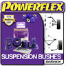 Saab 9-3 (2002-on) All POWERFLEX Suspension Performance Bush Bushes & Mounts