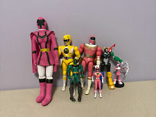 Power Rangers Action Figures