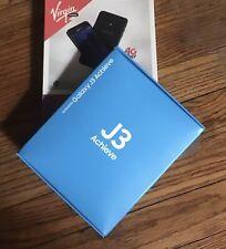 Samsung Galaxy J3 - 16GB - Black (Virgin Mobile) Smartphone