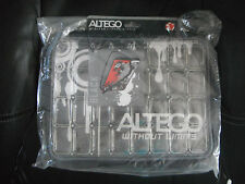 Altego Clear Front Laptop/Netbook Case Shows Your Style Fits up to 10.3x7.5x1.4