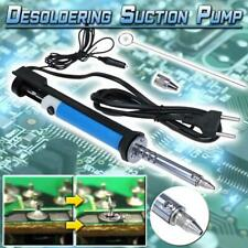 Desoldering Suction Pump Replaceable Nozzle Cleaner Solder Remover Suction Tools