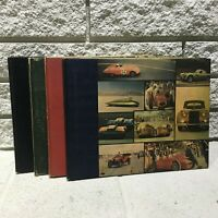 Automobile Quarterly 1962 Complete Year Volume 1 (#1 through #4)