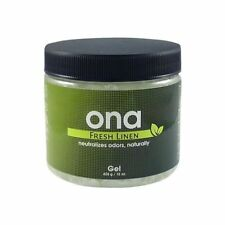 Ona Gel 500ml Fresh Linen Tub - Odour Neutralizer - Professional Odour Control