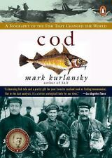 COD A Biography of the Fish that Changed the World Mark Kurlansky paperback