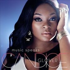 Music Speaks by Candice Glover (CD, Feb-2014, 19)